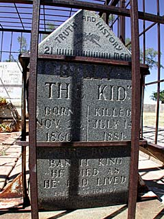 Welcome To Billy The Kid Legend